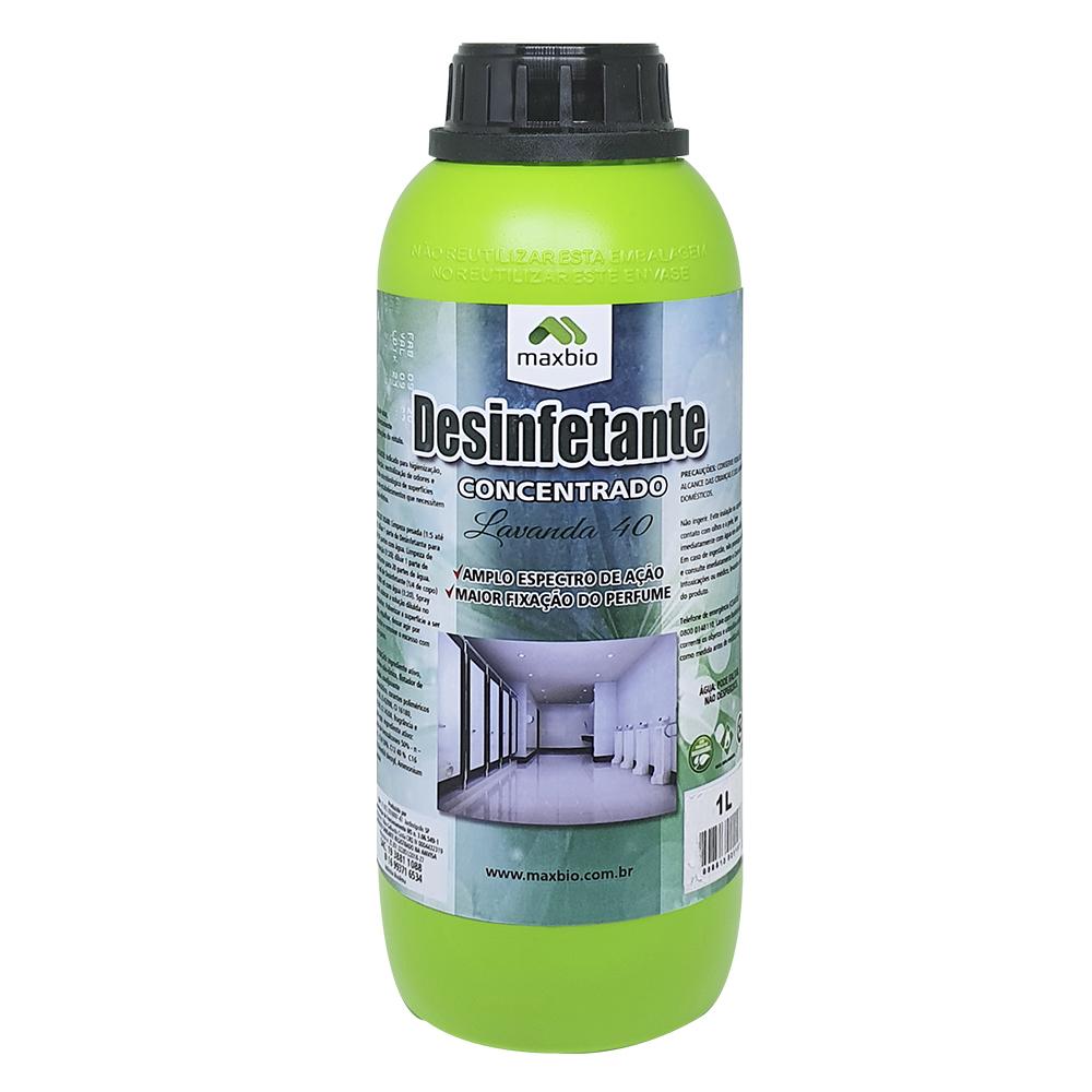 Desinfetante Concentrado Lavanda – 1L e 5L