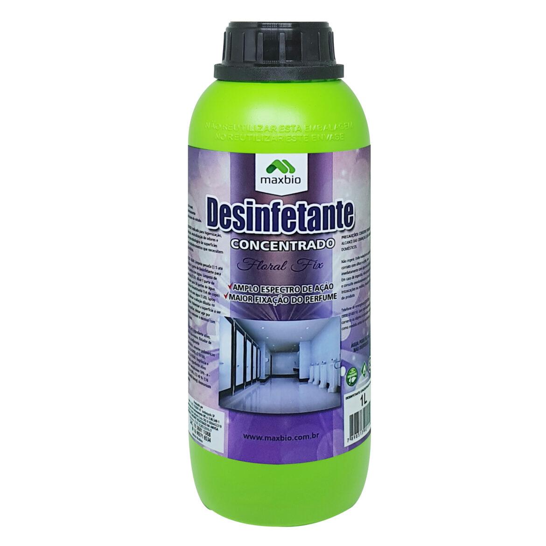 Desinfetante Concentrado Floral Fix – 1L e 5L
