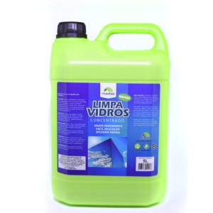Limpa Vidros Concentrado – 5L
