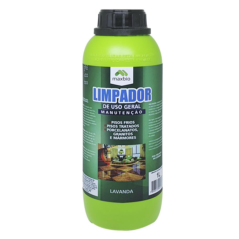 Limpador de Uso Geral Lavanda – 1L  e 5L