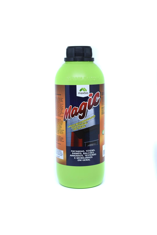 Magic limpador Multitenso Ativo Biodegradável com Teflon – 1L e 5L