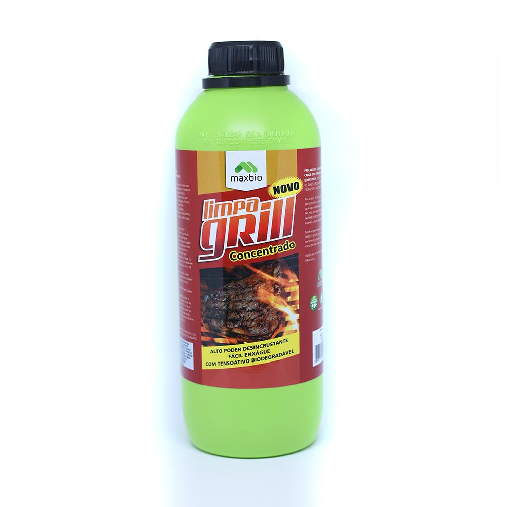 Limpa Grill Concentrado – 1L e 5L