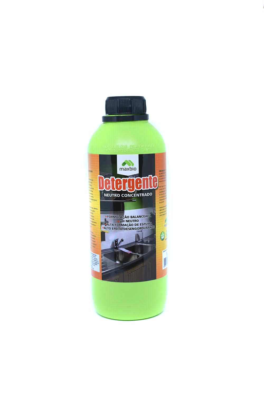 Detergente Neutro Concentrado – 1L e 5L