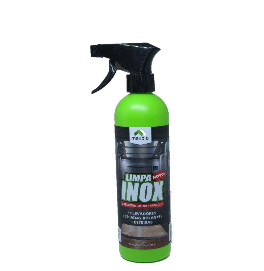 Limpa Inox- 500 ml