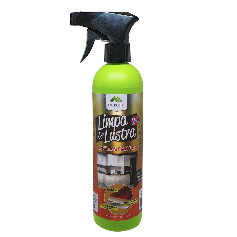 Limpa e Lustra – 500 ML e 5L